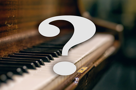 מדהים פסנתר יד 2 - המדריך לרכישה ולמה לכם להסתכן עם פסנתר משומש? RU-74
