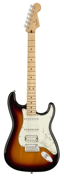 Fender Player Stratocaster HSS 3-Color Sunburst