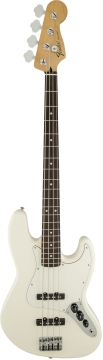 גיטרה בס חשמלית Fender Standard Jazz Bass - Arctic White