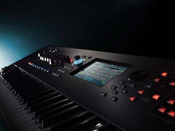 Yamaha Montage 6 - סינתיסייזר/תחנת עבודה 61 קלידים