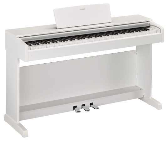 מתקדם כליזמר | Yamaha YDP-143 ARIUS - White | פסנתרים דיגיטליים נייחים IY-61