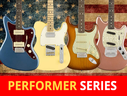 fender performer series
